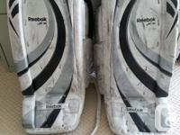 "One pair of carefully utilized 26"" + 1"" Reebok 7K"