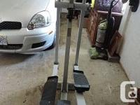Good sturdy elliptical that gives a good workout