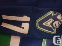 Selling a Ryan Kesler Reebok Vancouver Canucks Jersey for sale  British Columbia