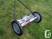 Great States Five Blade 16-inch Reel Mower for Sale. An