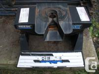 Reese 20K fifth wheel hitch. Model # 30033. Retails for