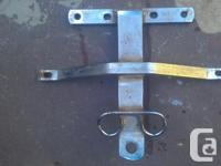 Reese #76005 Trailer Hitch. I believe it came off a