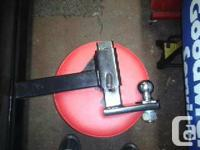 "this is a  2"" reese adjustable tow hitch. bought it"