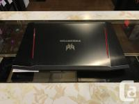 """We have a 15.6"""" Acer Predator laptop! This is also a for sale  British Columbia"""