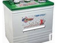 Century Batteries has good as new refurbished 6 volt