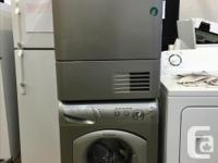We currently have a refurbished Ariston stacking