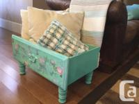 Beautiful refurbished drawer, perfect for Shabby Chic