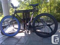 looking to sell my fixie fast, frame size 53cm, back