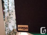 Vintage Rega Speakers in PREMIUM CONDITION 100%