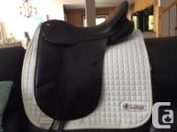Used Regal dressage saddle. In excellent used
