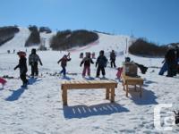 Regina Alpine Ski Club Registration Day for the