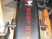 Offering a PT Fitness Physical body Gym. Great