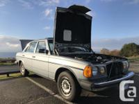 mercedes diesel 300d for sale in British Columbia - Buy