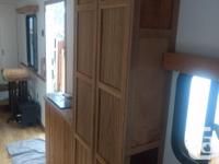 """1992 26"""" long travel trailer Trailer was renovated last"""