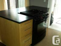 """Perfectly working JennAir 30"""" gas convection oven with"""