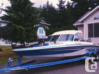 21' PRO CRAFT Ski&fish. can be set up for water sports
