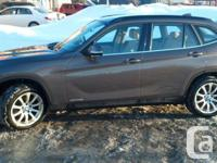 Make. BMW. Version. X1. Year. 2013. Colour. Bronze.