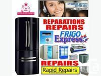 SERVICE REPARATION REPARATEUR 514-9963181 GE Frigidaire