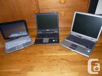 Need an older laptop as a backup computer? Something