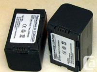 I AM SELLING 2 PACKS OF LI-ION 7.4V 2300mAh BATTERIES.