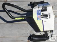 2 sets of PROFILE racing bars:. 1) Air Wave. 2) Aero