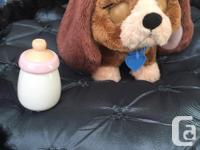 Rescue pets just born interactive adorable brown and
