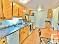 # Bath 1.5 # Bed 1 109-10461 Resthaven Dr. Sidney, BC