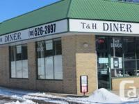 Only $39,900.00. Great Potential for growth. Diner
