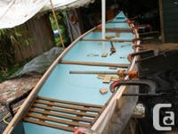 Like humans...Canoes come in many different shapes and
