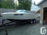 1971 Searay SRV2200cc 22 foot cuddy cabin fully