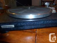Hi, this is a cool looking restored Pioneer PL-514