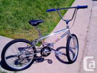 Original 82 Gary Turner Pro. Registered in the BMX