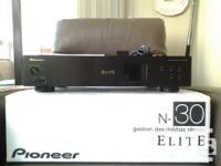 Pioneer Elite N-30 Audiophile Networked Audio Player