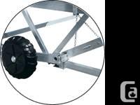 "Retracting Boat Lift Wheel Kit-24"" Tire & Hardware-NO"