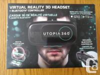I have a Utopia 360 VR Headset for sale. It is in the