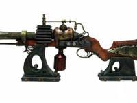 Jaw Dropping Retro Magnelver Gun  A Fictional New Age