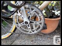 "23"" FRAME! 12 SPEEDS Gorgeous retro Norco road bike in"