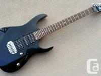 Ibanez RG170 in superb disorder. Do not error this for