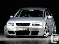 This is a mint condition authentic Rieger RS4 body