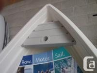 Walker Bay WB10 Rigid Dinghy with Rowing Package NEW