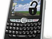 We unlock and fix all kinds of blackberry. We could