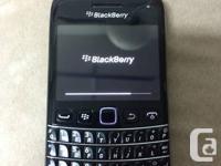 Selling My Blackberry Bold 9790 locked to Telus, I