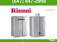 Rinnai Tankless Water Heater Rent to Own Program   �