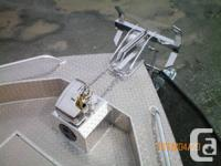 The leader in riverboat anchor winch conversions