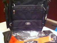 "River Road Sissy Bar Tall Trunk PVC Coated 19""W x 19""H"