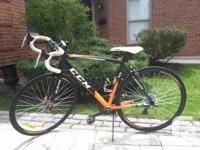 Last season Road Bike. Only used casually for 3 months