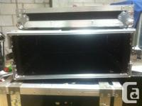 I have several different sizes and makes of road cases.
