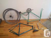 I have a good health condition Bianchi frame for sale