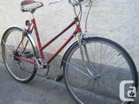 "Road King antique cruiser with 26""tires This bike, like"