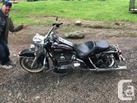 Make Harley Davidson kms 40000 New rear. Tire new back